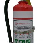 Flamefighter Ii 2.0 Kg Abe Dry Powder Extinguisher | 75-8412