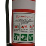Flamefighter Ii 4.5 Kg Abe Dry Powder Extinguisher | 75-8414