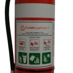 Flamefighter Ii 9.0 Kg Abe Dry Powder Extinguisher | 75-8416