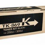 Kyocera Tk-869k Black Toner | 77-TK-869K