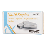 KW-triO Staples No.10 Box of 1000 | 68-KW00100