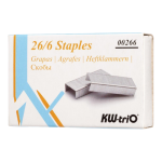 KW-triO Staples 26/6 Box of 1000 | 68-KW00266