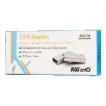 KW-triO Staples 13/6 Box of 1200 | 68-KW00136