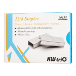 KW-triO Staples 13/8 Box of 1000 | 68-KW00138